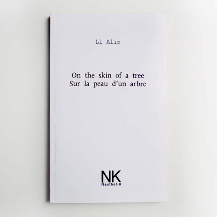 On the skin of a tree